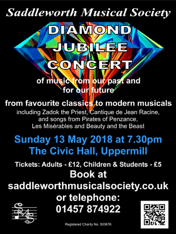 Saddleworth Musical Society Diamond Jubilee
